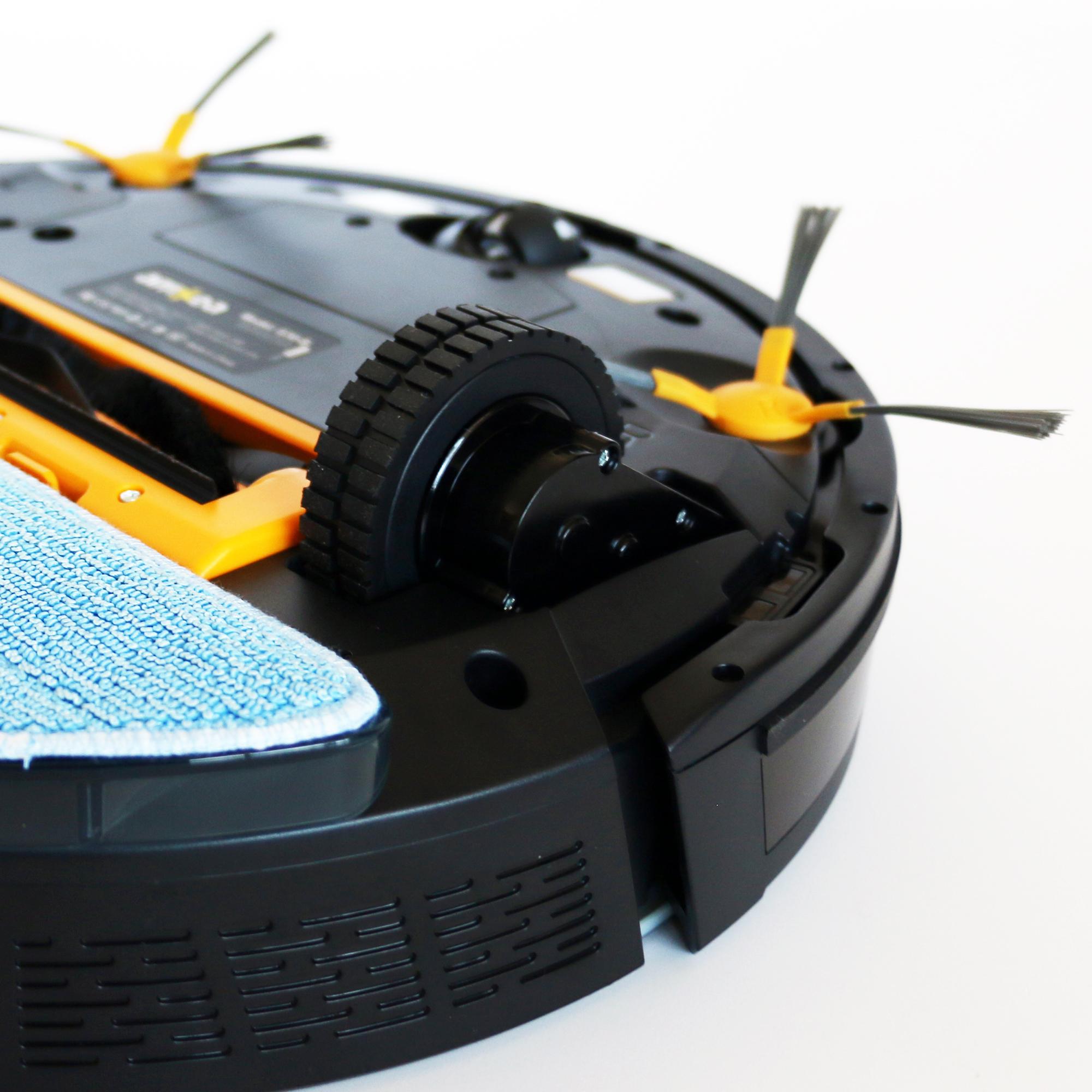 robot amxea e30 roti cauciuc