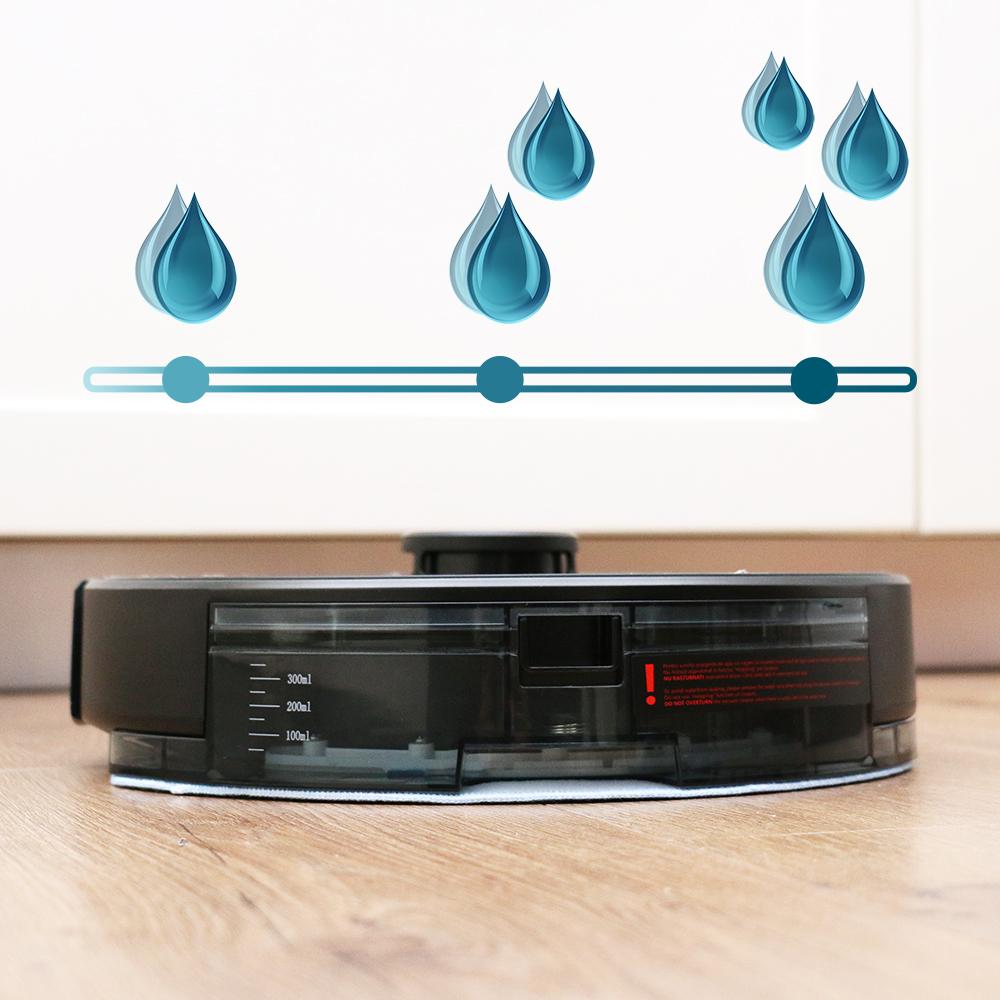 aspirator robot amxea e50 debit de apa reglabil